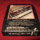 THE BEATLES 1962-1966 Part 2 8 Track Tape 1973
