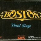 BOSTON THIRD STAGE Cassette 1986
