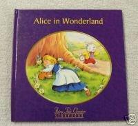 Alice in Wonderland Fairy Tale Classics Storybook 1998