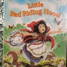 Little Red Rding Hood Little Golden Book Chick fil A