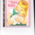 The New Baby Little Golden Book 1993 Eloise Wilkin