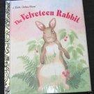 The Velveteen Rabbit Little Golden Book 1972