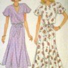 Butterick 3744 Pullover Dress Miss 8-10-12
