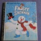 FROSTY THE SNOWMAN Little Golden Book 1992