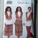 Butterick 4093 Tunic Skirt Pants Misses 14-18 1995
