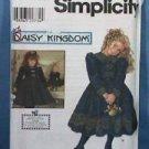 Simplicity 7788 Daisy Kingdom Dress Girls 7-12