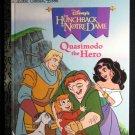 DISNEY THE HUNCHBACK OF NOTRE DAME Little Golden Book 1997