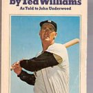 My Turn at Bat The Story of My Life Ted Williams 1970
