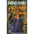 Stranger at the Wedding Barbara Hambly 1994