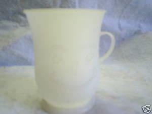 Kool Aid Plastic Cup Mug Plus Figure Vintage