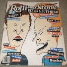 Rolling Stone Magazine Beavis Butt-Head August 1993
