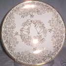 HAPPY ANNIVERSARY 22K Gold Plate Pearl China Co. 1950s