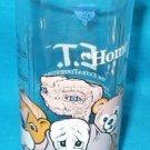 E.T. Home Pizza Hut Glass 1982
