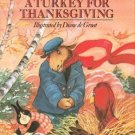 ATURKEY FOR THANKSGIVING Ebe Bunting 1993