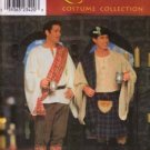 Simplicity 8913 CELTIC SCOTTISH KILT COSTUMES L-XL OOP