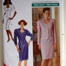 Butterick 4458 Top Skirt Misses 12-14-16 1989