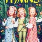 Little Golden Book of HYMNS Elsa Jane Werner 1974