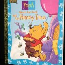 Winnie the Pooh Honey Tree Wonderful Day Little Golden Books
