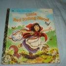 Little Red Riding Hood 2 Little Golden Books