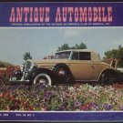 Antique Automobile Magazine March April 1992 Chevrolet 1934
