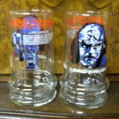 STAR TREK III LORD-KRUGE GLASS TACO BELL 1984
