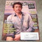 Rolling Stone Magazine Robert Downey Jr. May 1010