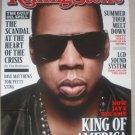 ROLLING STONE Magazine Jay-Z June 2010