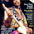 ROLLING STONE Magazine Jimi Hendrix April 2010