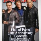 ROLLING STONE Hall of Fame 25th Anniversary Concerts Nov 2009