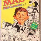 THE MAD Magazine 1981 Calendar