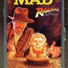 MAD Magazine Raiders of a Lost Art January 1982