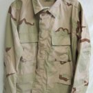 Military Desert Camo Shirt Small Long