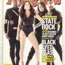 ROLLING STONE Magazine April 2010 Black Eyed Peas