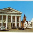 Newberry SC College Courthouse Hospital 6 Postcards
