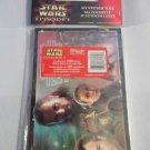 Star Wars Episode 1 100 Sticker Album Tote NIP