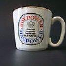 Boy Scouts Mug BOYPOWER MANPOWER