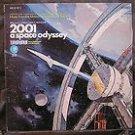 2001 A Space Odyssey LP Gatefold Stanley Kubrick Production