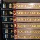 Scott Standard Postage Stamp Catalogue Volumes 1-6 2005
