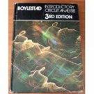 INTRODUCTORY CIRCUIT ANALYSIS Robert Boylestad 1972