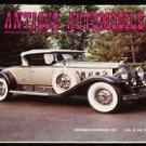 Antique Automobile Magazine 1978-1989 24 Issues