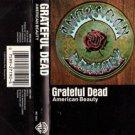 GRATEFUL DEAD AMERICAN BEAUTY CASSETTE 1970