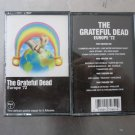 GRATEFUL DEAD EUROPE '72 PART 1-2 CASSETTES LIVE