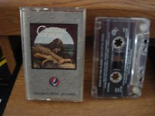 GRATEFUL DEAD WAKE OF THE FLOOD CASSETTE