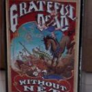 THE GRATEFUL DEAD WITHOUT NET CASSETTE 1990