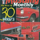 MUSTANG MONTHLY BEST 30 YEARS April 1994 Collectors Edition