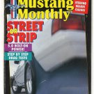 Mustang Monthly Street or Strip May 1995