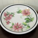 SYRACUSE CHINA FLORA OF THE SOUTH SAUCER 1940