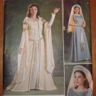 Simplicity 2573 RENAISSANCE DRESS COSTUME 16-24 OOP