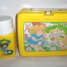 CABBAGE PATCH KIDS Lunchbox Thermos 1983