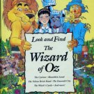 Look and Find THE WIZARD OF OZ Bob Terrio 1993
